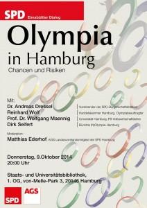Olympia in Hamburg