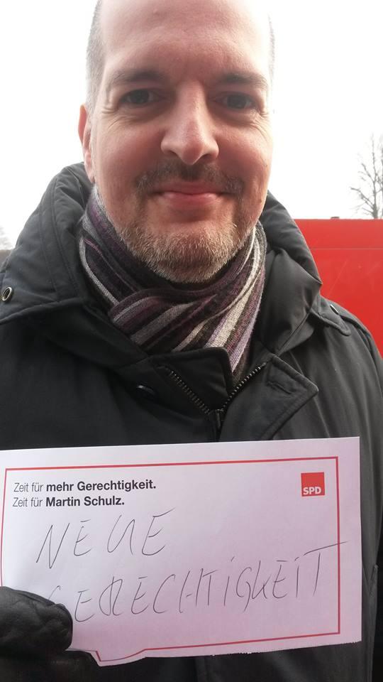 Milan Pein, SPD-Kreisvorsitzender